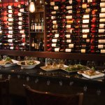 Food Medley at Wine bar