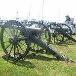 Foto de Edenton Bell Battery Cannon