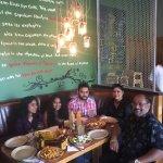 Fernando's Dining in Nando's