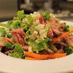 Beef & Bleu Salad
