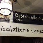 Foto de Osteria Alla Ciurma
