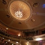 Inside the Criterion Theatre