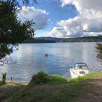 Foto de Lake Tarawera's Hot Water Beach