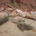 Jurassic Coast -Exmouth Beach