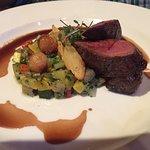 Lamb filet