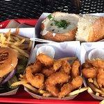 Dinner @ Chowder Hut SF