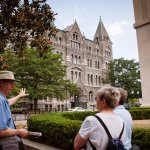 A variety of Richmond History Tours are offered April-December.