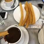 Foto de Chocolatería San Ginés