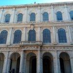 Grand baroque architecture