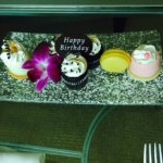 Birthday surprise from Hotel