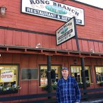 Rong Branch Restaurant in Julian