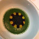 Caviar et cresson