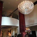 Various shots of the interior at Hotel Zaza