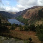 Glendalough--National Park close to the lodge