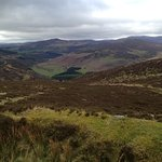 Amazing Wicklow scenery--this is close to Lough Tay, a short drive from the lodge