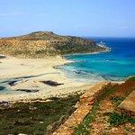 Balos Beach and Lagoon Foto