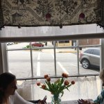Excellent decor!  Excellent lattes!  Yummy & beautiful baked goods!