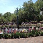 Diana by Saint-Gaudens. Fountain