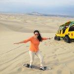 Aventuras en el desierto de Ica