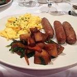 The American Club Breakfast