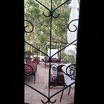 Olive suite terrace