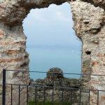 Les grottes de Catullo à Sirmione.