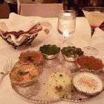 Bombay Thali (vegetarian)