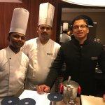Photo de Sheraton Grand Bangalore Hotel at Brigade Gateway