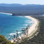 This photo is not of Helensburgh, Scotland. It is Disaster Bay, NSW, Australia. Be inspired!