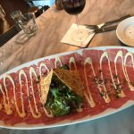 Beef Carpaccio was out of this world!!!