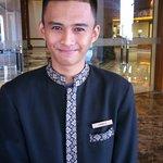 Farid Z very helpful concierge