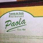 Photo de Paola Restaurante