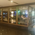 Entrance to Lucky Chan From Crown Casino 01