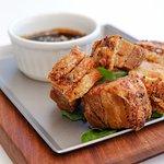 Crispy pork belly - OMG!