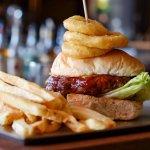 Hogs Original burger - still the best...