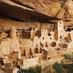 Cliff Palace - The largest cliff dwelling in the US