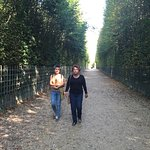 Walk from the Grand Canal to the Grand Trianon.