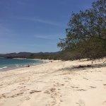 White Sand Beach!