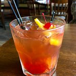 Old fashioned at the Old Fashioned!