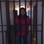 My wife in Inveraray Jail