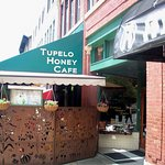 Tupelo Honey Cafe in Downtown Asheville