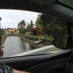Venice Canals from the car window