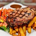 300gr Grain Fed Rump Steak