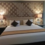 Nice single bed for de lux, clean and calm