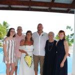 Our wedding at Nasama Resort was amazing.