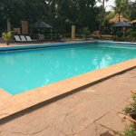 A very good place for relaxing in Puri Orissa