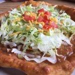 Olde Bridge Grill Cafe - Navajo Taco