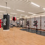 Health Club Mixed-Martial Arts Zone