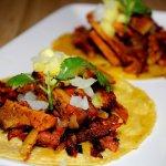 Los auténticos Tacos al Pastor