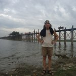 Photo of U Bein Bridge